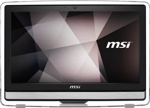 MSI Моноблок 21.5'' MSI PRO 22E 6NC-024RU i3-6100/4G/1000GB/GT930M DDR3 2GB/Non-touch/WiFi/DVDRW/Cam/Win 10 Home single/KB+M/Black (9S6-AC1711-024)