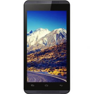 Micromax A107 Canvas Fire-3 Cosmic Grey