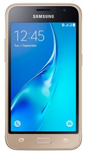 Samsung Galaxy J1 8Gb золотой