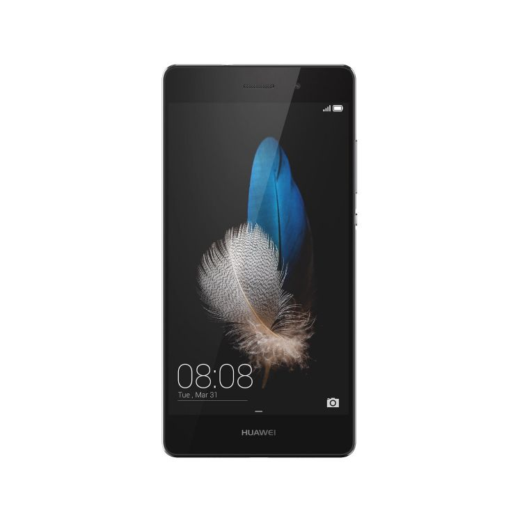 Huawei P8  LITE BLACK (ANDROID)