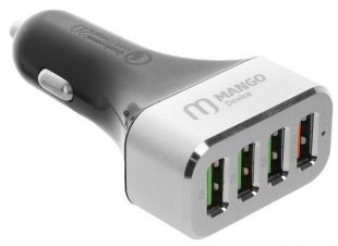 Mango Quick Charge 2.0 (MD-CC-102S)