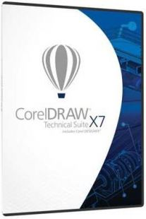 Corel CorelDRAW Technical Suite X7 Education  ML (5-50)