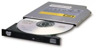 IBM UltraSlim Enhanced SATA Multi-Burner (46M0902)