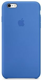 Apple iPhone 6S Plus Silicone Case Royal Blue