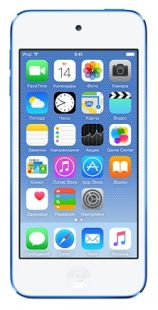 Apple iPod touch 5 64GB Blue MKHE2RU/A