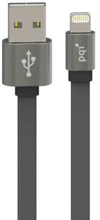 PQI i-Cable Metallic 100 Gray