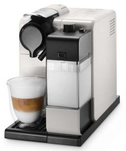 Delonghi EN 550 W Lattissima Touch