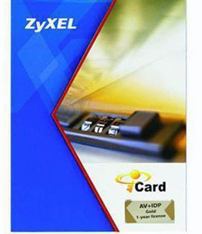 Карта расширения ZyXEL E-iCard ZyWALL USG 100 upgrade SSL VPN 2 to 25 tunnels (E-iCard ZyWALL USG 100 upgrade SSL VPN 2 to 25 tunnels)