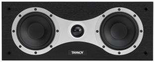 Tannoy Eclipse Centre, black oak