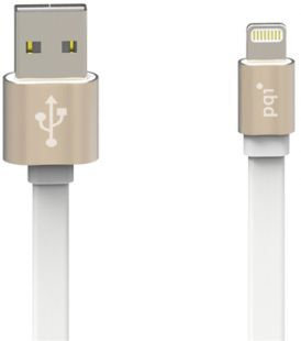 PQI i-Cable Metallic 100 Gold