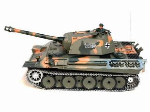 Heng Long 3819-1 Pro German Panther, 1:16, дым