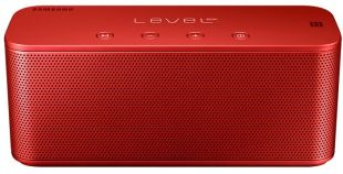 Samsung LEVEL Box mini red