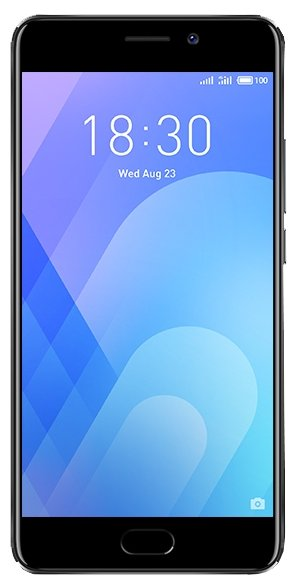 Meizu M6 Note 3/32GB Black