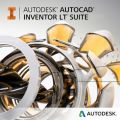 Autodesk AutoCAD Inventor LT Suite Single-user Annual (1 год) Renewal Subscription Switched From Ma