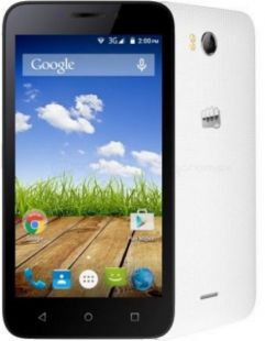 Micromax Q379 BOLT White