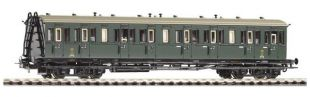 PIKO 53216 ABB, 1st/2nd Cl. w/o Brake Man's Cab KSStEB I