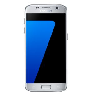 Samsung Galaxy S7 SM-G930 32Gb серебристый