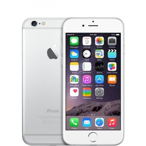 Apple iPhone 6S 128Gb Silver MKQU2RU/A