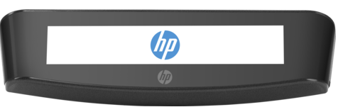 Hewlett-Packard Дисплей HP RP9 LCD Top Mount without Arm (X3K01AA)