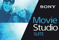Sony Movie Studio 13 Suite - Academic
