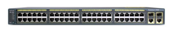 Cisco WS-C2960R+48PST-S