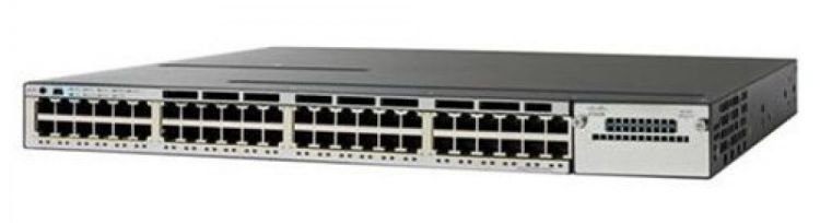 Cisco WS-C3850R-48P-E