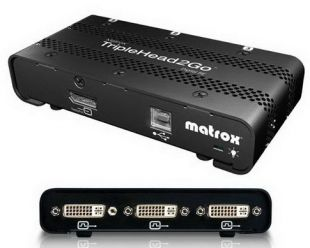 Matrox T2G-DP3D-IF