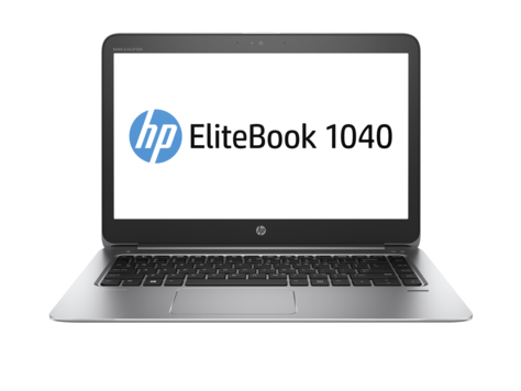 "Hewlett-Packard Ноутбук HP EliteBook Folio Ultrabook 1040 G3 i7-6500U 2.5GHz,14"" FHD LED AG Cam,8GB DDR4 (NO SLOT) 256GB SSD,WiFi,BT,6CCL,1.43kg,3y,Win7Pro(64)+Win10 (1EN11EA)"