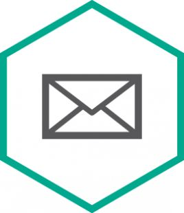 Kaspersky Security для почтовых серверов Russian. 25-49 MailAddress 1 год Educational