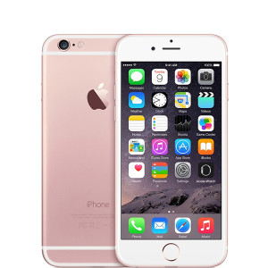 Apple iPhone 6S 128Gb Rose Gold MKQW2RU/A