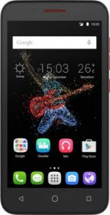 Alcatel 7048X GO PLAY Black/Black+Red