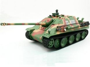 Heng Long 3869-1 German Jadgpanther, 1:16, дым