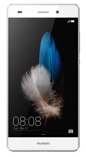 Huawei P8  LITE WHITE (ANDROID)