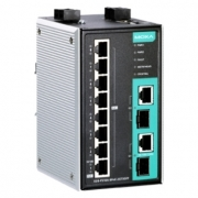 MOXA EDS-P510A-8PoE-2GTXSFP-T