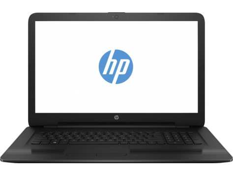 "Ноутбук HP 17-x004ur 17.3""(1600x900)/Intel Pentium N3710(1.6Ghz)/4096Mb/500Gb/DVDrw/Int:Intel HD/Cam/BT/WiFi/41WHr/war 1y/2.65kg/jack black/DOS (W7Y93EA)"