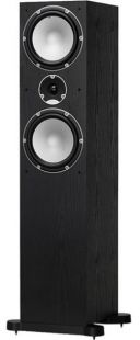 Tannoy Mercury 7.4, black oak