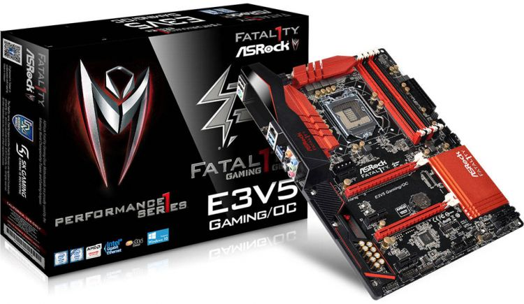 ASRock E3V5 Performance Gaming/OC