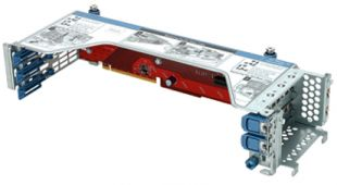 HP DL80 Gen9 Full Height Half Length Riser Kit (76551