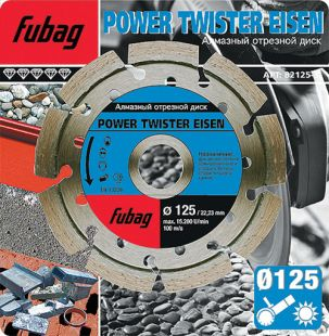 FUBAG Power Twister Eisen 82230-3