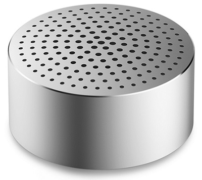 Xiaomi Mi Bluetooth Portable Speaker Silver