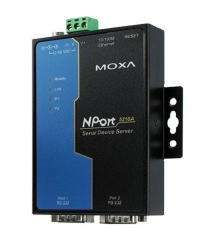 Сервер MOXA NPort 5210A-T (NPort 5210A-T)