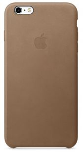 Apple iPhone 6S Plus Leather Case Brown