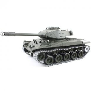 Heng Long 3839-1 Pro M41A3 Walker Bulldog, 1:16, дым