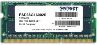 Patriot PSD38G16002S