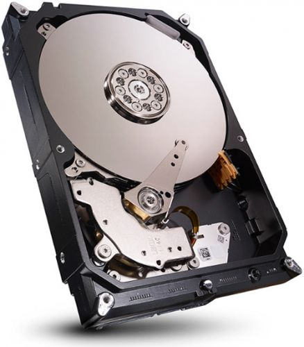 "Жесткий диск SATA 2TB Seagate ST2000VN004 3.5"" Iron Wolf Guardian NAS SATA 6Gb/s 64MB 5900rpm"