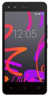 BQ Aquaris M4.5 Black 16Gb
