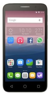Alcatel 5065D POP 3 (5) Black/WhiteLeath