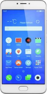 Meizu M3 Note Silver White 32GB
