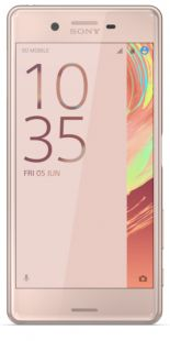 Sony Xperia X Performance Dual Sim Rose Gold