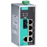 MOXA EDS-P206A-4PoE-M-ST-T